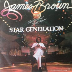 Discos de vinilo: JAMES BROWN - STAR GENERATION . SINGLE . 1979 POLYDOR . Lote 57814984