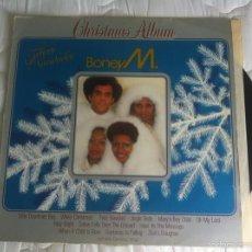 Discos de vinilo: LP BONEY M.-CHRISTMAS ALBUM. Lote 57815055