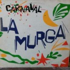 Discos de vinilo: LP LA MURGA - CARNAVAL AÑO1983. Lote 57815295