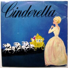 Discos de vinilo: THE BEANO PLAYERS - CINDERELLA - EP BEANO RECORDS 1963 UK BPY. Lote 57815991