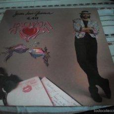 Discos de vinilo: JUAN LUIS GUERRA BACHATA ROSA. Lote 57818997