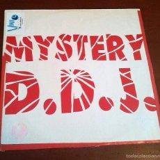 Discos de vinilo: MYSTERY - D.D.J. - MAXI SINGLE.12 - IMPORTACION. Lote 57822553