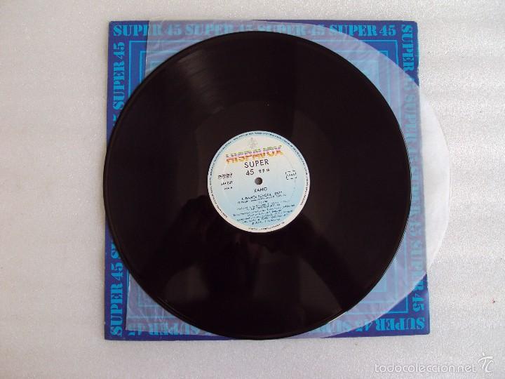 Discos de vinilo: KANO, DANCE SCHOOL, ANOTHER LIFE, MAXI-SINGLE EDICION ESPAÑOLA, HISPAVOX 1983 - Foto 4 - 57834792