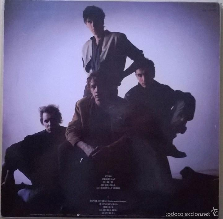 Discos de vinilo: La Union-4x4, WEA-242106-1 - Foto 2 - 57838089