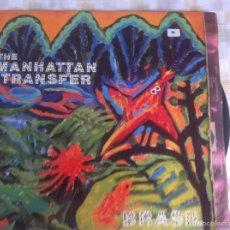 Discos de vinilo: LP THE MANHATTAN TRANSFER. Lote 57839369