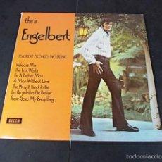 Discos de vinilo: THIS IS ENGELBERT. Lote 57845797