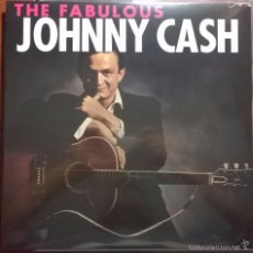 Discos de vinilo: JOHNNY CASH-THE FABULOUS JOHNNY CASH, DOL-DOS598. Lote 57845830