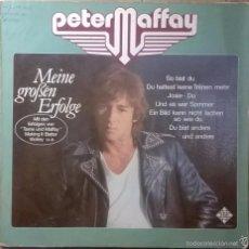 Discos de vinilo: PETER MAFFAY-MEINE GROSSEN ERFOLGE, TELEFUNKEN-16.21 350-01. Lote 57846148