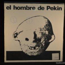 Discos de vinilo: EL HOMBRE DE PEKIN - MAXI. Lote 57855398