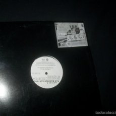 Discos de vinilo: CHIP-MAN & THE BUCKWHEAT BOYZ ?– PEANUT BUTTER & JELLY PROMO 2002. Lote 57859365