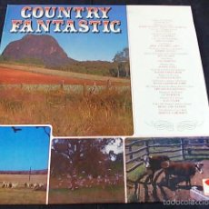 Discos de vinilo: COUNTRY FANTASTIC. Lote 57865731