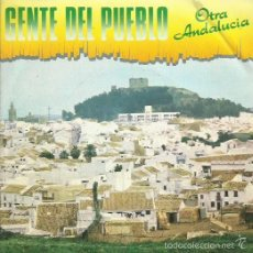 Discos de vinilo: GENTE DEL PUEBLO. SINGLE. SELLO MOVIEPLAY. EDIT. EN ESPAÑA. AÑO 1980. Lote 57868214