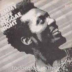 Dischi in vinile: JIMMY CLIFF - REGGAE NIGHT - 7 SINGLE - AÑO 1982. Lote 57875132
