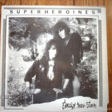Discos de vinilo: SUPER HEROINES - SOULS THAT SAVE . Lote 57876517