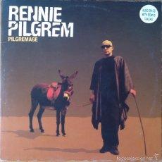 Disques de vinyle: RENNIE PILGREM : PILGREMAGE [UK 2004] LPX2/GAT. Lote 55717714