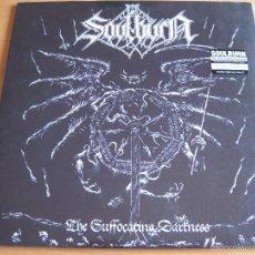 Discos de vinilo: SOULBURN: THE SUFFOCATING DARKNESS / ASPHYX, CELTIC FROST, VENOM, BATHORY, CATHEDRAL.... Lote 57893745