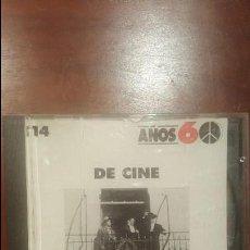Discos de vinilo: CD DE CINE AÑOS 60. Lote 57877099