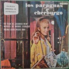Discos de vinilo: LOS PARAGUAS DE CHERBURGO. BANDA ORIGINAL.. Lote 57896046
