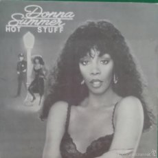 Discos de vinilo: DONNA SUMMER: HOT STUFF/ JOURNEY TO THE CENTRE OF YOUR HEART. Lote 118411156