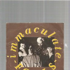 Disques de vinyle: IMMACULATE FOOLS. Lote 57903739