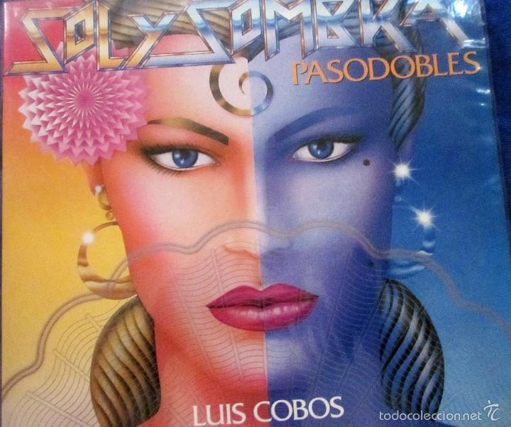 SOL Y SOMBRA- PASODOBLES-THE ROYAL PHILAMONIC ORCHESTRA- LUIS COBOS (Música - Discos - Singles Vinilo - Clásica, Ópera, Zarzuela y Marchas)