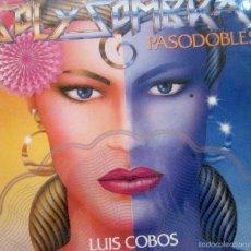 Discos de vinilo: SOL Y SOMBRA- PASODOBLES-THE ROYAL PHILAMONIC ORCHESTRA- LUIS COBOS. Lote 57914102