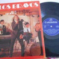Disques de vinyle: LOS BRAVOS-LP LO MEJOR. Lote 57917729