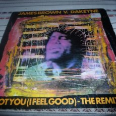 Discos de vinilo: JAMES BROWN V. DAKEYNE I GOT YOU. Lote 57920153