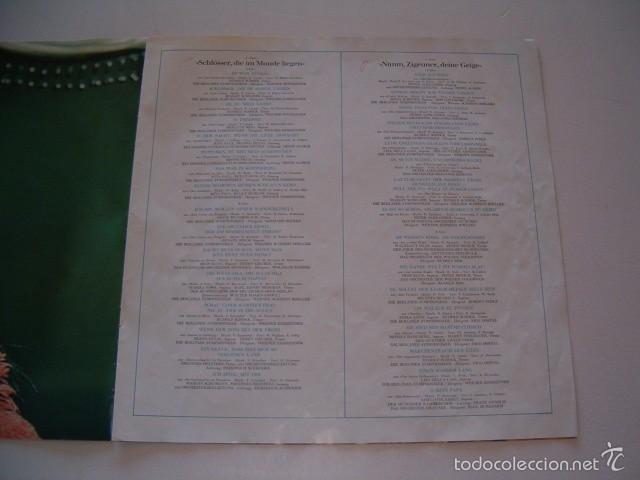 Discos de vinilo: VV. AA. Das goldene Herz der romantiscehen Operette. RMT75536. - Foto 2 - 57929273