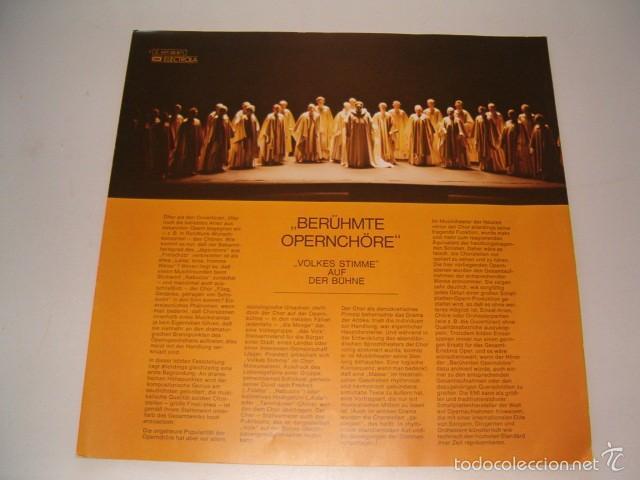 Discos de vinilo: VV. AA. Klassische Operetten-Auslese. RMT75537. - Foto 2 - 57929281