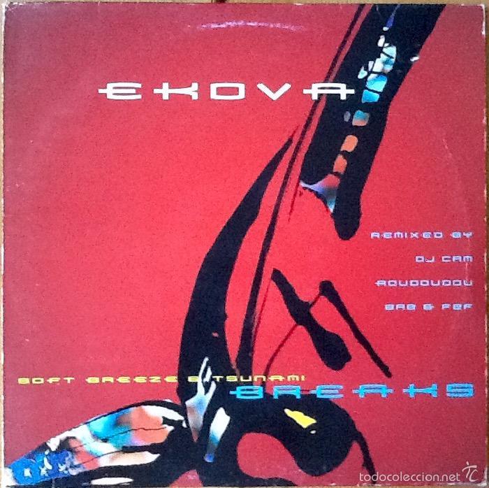 EKOVA : SOFT BREEZE [FRA 1999] 12' (Música - Discos de Vinilo - Maxi Singles - Electrónica, Avantgarde y Experimental)