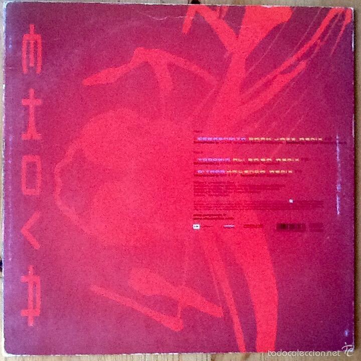 Discos de vinilo: EKOVA : SOFT BREEZE [FRA 1999] 12 - Foto 2 - 55717940