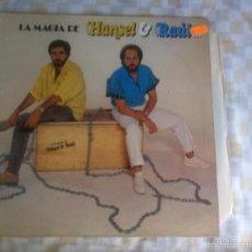 Discos de vinilo: LP HANSEL & RAUL-LA MAGIA DE... Lote 57932588