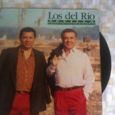 Discos de vinilo: LP LOS DEL RIO-SEVILLA TIENE UN COLOR ESPECIAL. Lote 57932660