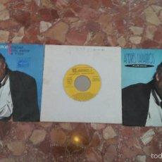 Discos de vinilo: LOTE DE 3 SINGLE DE ANDRES CAPARROS. Lote 57933270