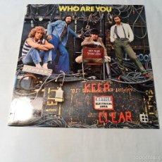 Discos de vinilo: THE WHO. WHO ARE YOU. Lote 57936558