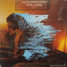 Discos de vinilo: VINILO LP THE ALAN PARSONS PROJECT ''PYR MID'' 1978. Lote 57946881