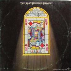 Discos de vinilo: VINILO LP THE ALAN PARSONS PROYECT ''THE TURN OF A FRIEND CARD'' 1978. Lote 57946995