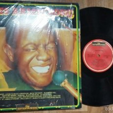 Discos de vinilo: DISCO LP - LOUIS ARMSTRONG - THE ENTERTAINERS - AÑO 1986. Lote 57951840