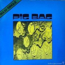 Discos de vinilo: PIG BAG : THE BACKSIDE / PAPA GOT A BRAND NEW PIG BAG [DEU 1981]. Lote 56195745
