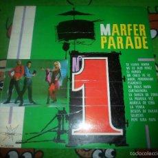 Dischi in vinile: MARFER PARADE Nº 1, LP, DESFILE DE EXITOS. Lote 57955187