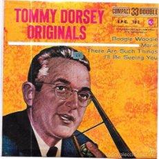 Discos de vinilo: SINGLE. TOMMY DORSEY ORIGINALS, CREACIONES DE TOMMY DORSEY. BOOGIE WOOGIE. MARIE. Lote 57957465