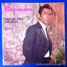 Discos de vinilo: ANTONIO NÚÑEZ, CHOCOLATE - TANGOS DEL PIYAYO - COMO RELUCE - 1972. Lote 57959273
