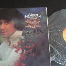 Discos de vinilo: ALBERT HAMMOND - MY SPANISH ALBUM - RARA EDICIÓN DE VENEZUELA. Lote 57959564