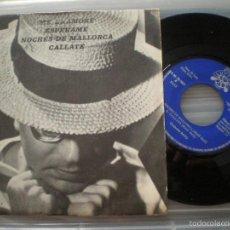 Discos de vinilo: CONJUNTO BATO - ME ENAMORE + 3 -EP LUYTOM 1973 // JAZZ POP BOSSA SOUL-POP COMERCIAL. Lote 57970443