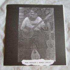 Discos de vinilo: ANAL MASSAKER / DOENÇA - SPLIT 7'' EP - GRINDCORE. Lote 57976395