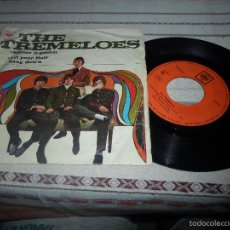 Discos de vinilo: THE TREMELOES SILENCE IS GOLDEN. Lote 57978202