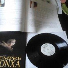Discos de vinilo: SEMPRE XONXA LP EDIGAL 80008 PABLO BARREIRO, CARLOS FERRANT MARCIAL PRADO + LIBRO. Lote 57982629