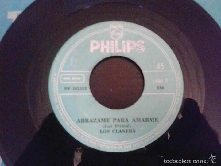LOS CLANERS SIN TENER QUE MENTIR SINGLE PHILIPS 150 RARO DISCO ROCK BEAT PSYCH DE VENEZUELA (Música - Discos - Singles Vinilo - Grupos y Solistas de latinoamérica)