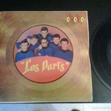Discos de vinilo: LOS DARTS – DIME POR QUE EP SONUS – EPS 05 1966 ROCK GARAGE PSYCH DE VENEZUELA. Lote 93143725